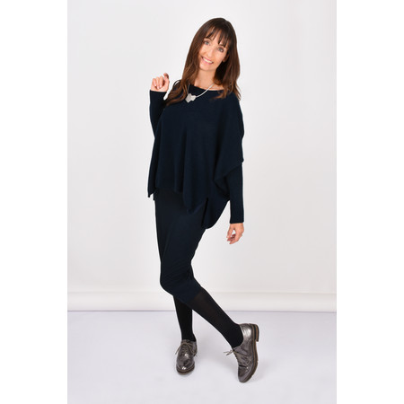Absolut Cashmere Alicia Cashmere Round Neck Jumper - Black
