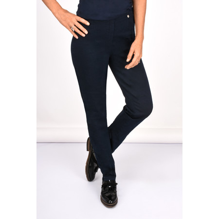 Robell Trousers Marie  Denim Jean A - Blue