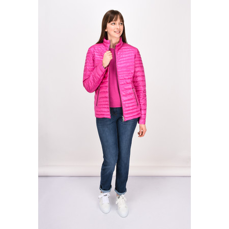 Gerry Weber Quilted Jacket - Peony