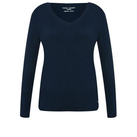 Gerry Weber Soft Knit Jumper - Blue