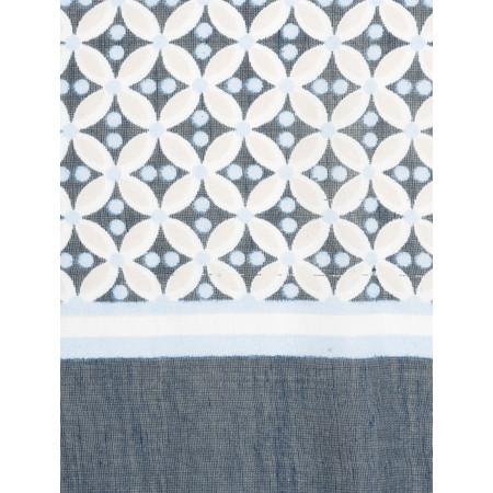Gerry Weber Geometric Print Scarf - Blue