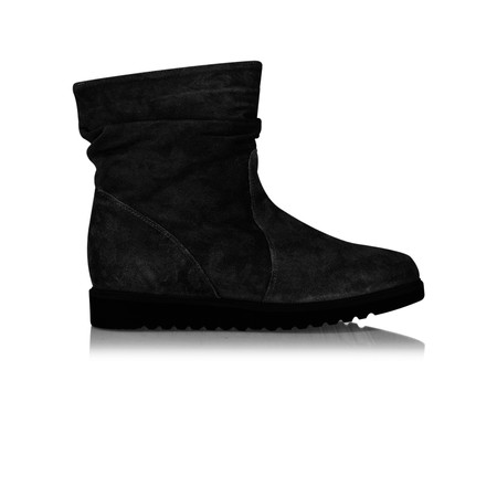 Gemini by GDF Bugui Pixie Boot - Black