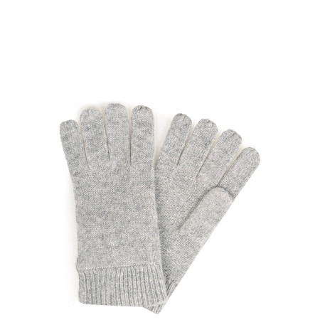 Absolut Cashmere Jolie Cashmere Gloves - Grey