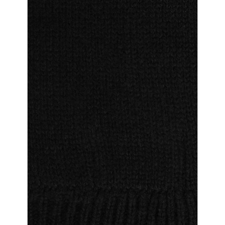 Absolut Cashmere Jolie Cashmere Gloves - Black