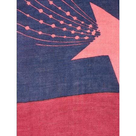 BeckSondergaard Challen Wool/Silk Scarf - Pink