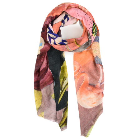 BeckSondergaard Tennie Wool Scarf - Multicoloured