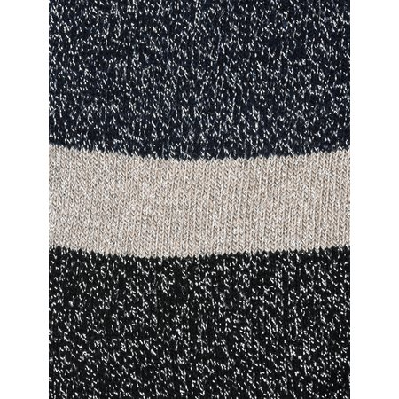 BeckSondergaard Dalea Block Socks - Black