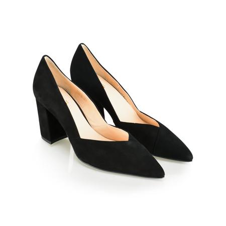 Hogl Lindsey Court Shoe - Black