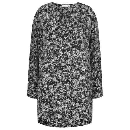 Masai Clothing Glensa Dot Tunic - Black