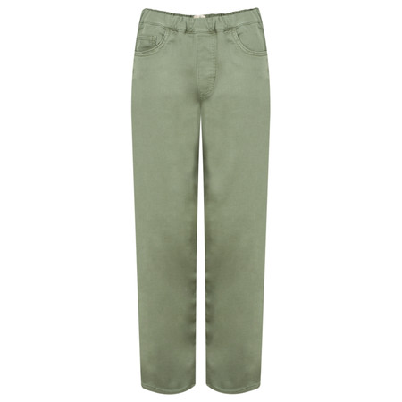 French Connection Lucia Slouch Trouser - Green