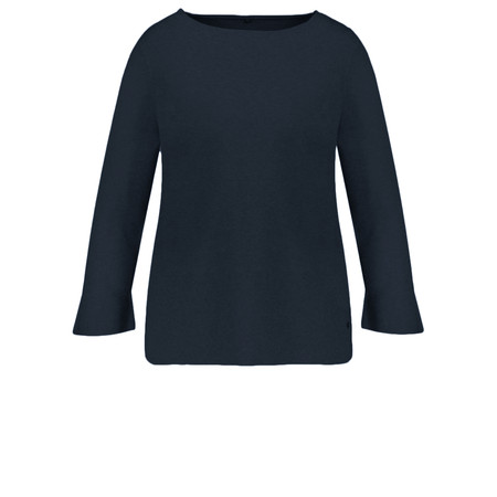 Gerry Weber Fitted Jumper - Blue