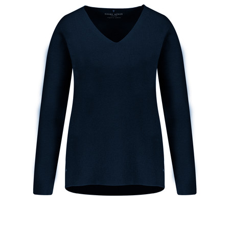 Gerry Weber Soft Knit Jumper - Blue
