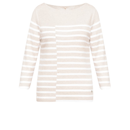 Gerry Weber Stripe Jumper - Multicoloured