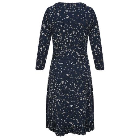 Great Plains Dotty Daze Dress - Blue
