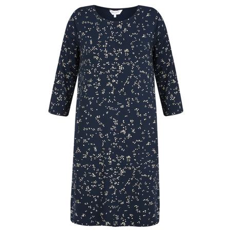 Great Plains Dotty Daze Tunic Dress - Blue