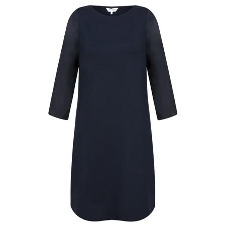 Great Plains Joelle Jersey Shift Dress - Blue