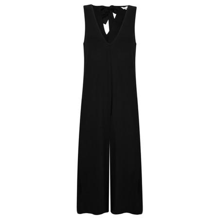 Great Plains Polly Ponte Jumpsuit - Black