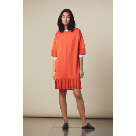 Great Plains Joelle Jersey Dress - Brown