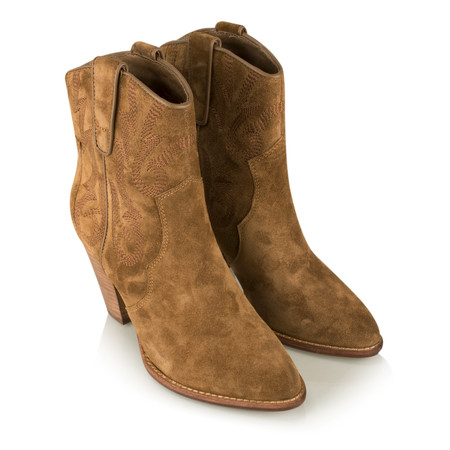 Ash Joe Ankle Boot - Brown