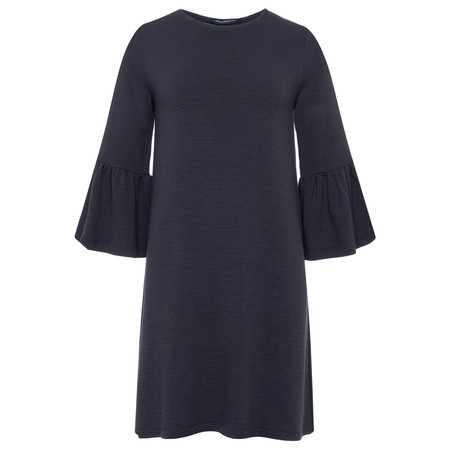 French Connection Paros Sudan Tunic Dress - Blue
