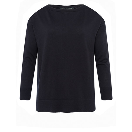 French Connection Summer Knit Jumper - Blue