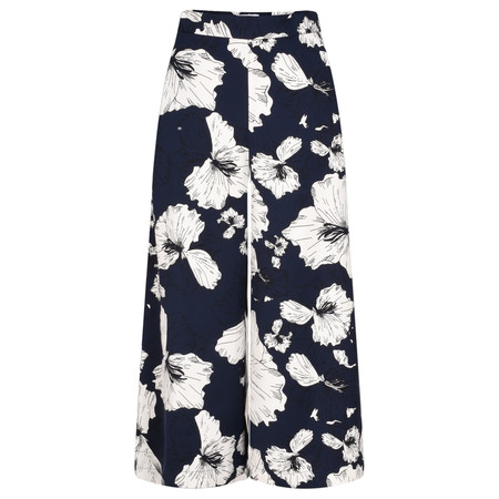 Great Plains Tropical Fauna Culotte - Blue