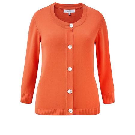 Adini Kalita Knit Cardigan - Orange