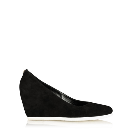 Hogl Pia Wedge Shoe - Black