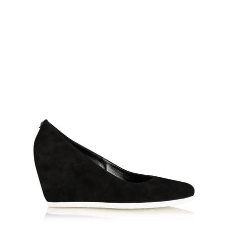 Hogl Pia Wedge Shoe - Black