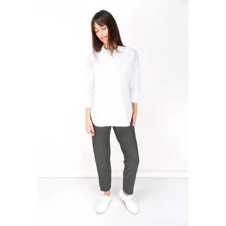 Gerry Weber Oversized Shirt - White