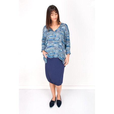 Masai Clothing Salla Skirt - Blue