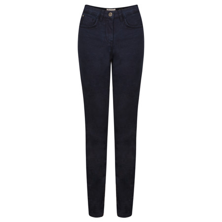 Sandwich Clothing Skinny Casual Trouser - Blue