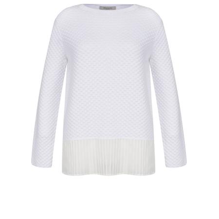 Great Plains Kimara Cotton Jumper - White