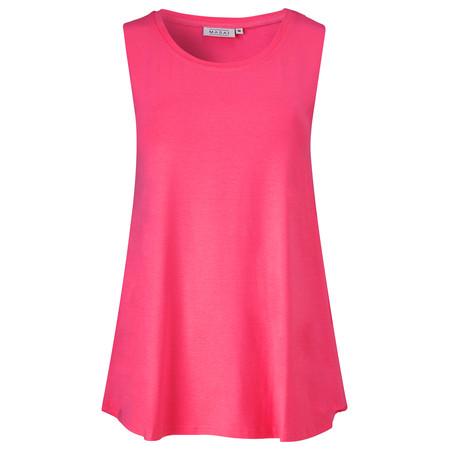 Masai Clothing Elisa Basic Top - Pink