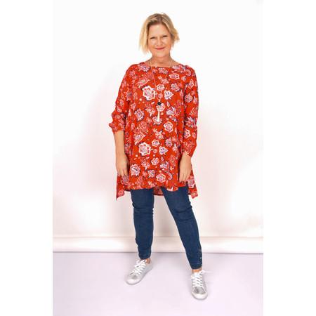 Masai Clothing Gila Tunic - Pink