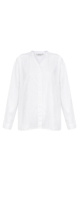 Masai Clothing Idaka Blouse White