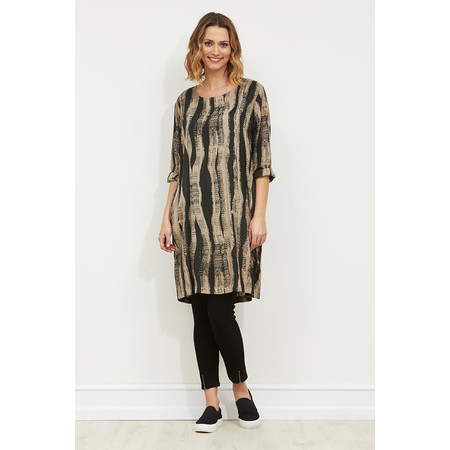 Masai Clothing Nikita Dress - Brown