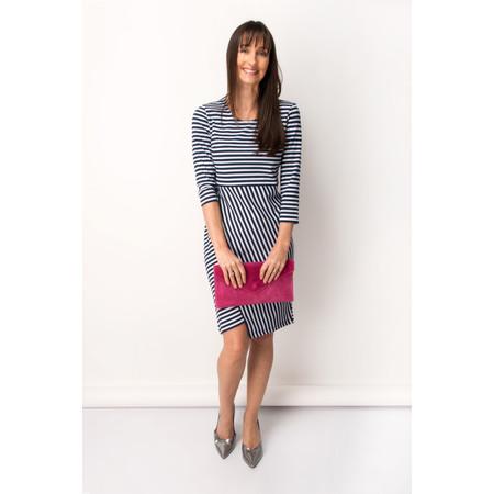Gerry Weber Striped Dress - Blue