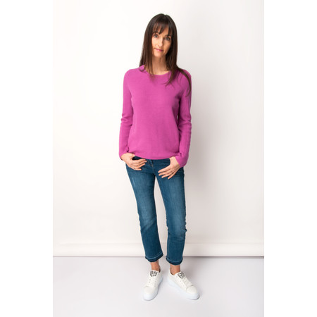 Gerry Weber Fitted Eileen Jumper - Pink