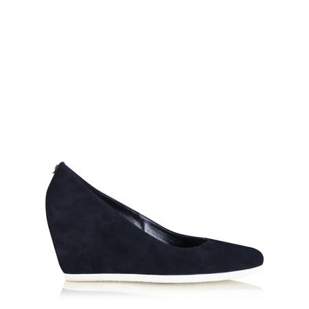Hogl Pia Wedge Shoe - Blue