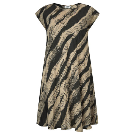 Masai Clothing Via Tunic - Brown