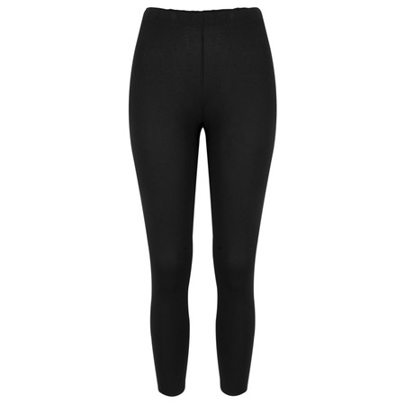 Masai Clothing Pia Capri Leggings - Black