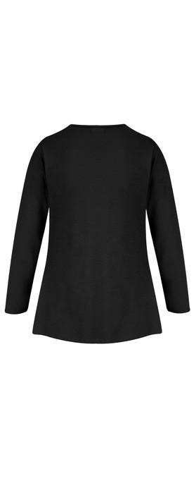 Masai Clothing Itally Cardigan  Black