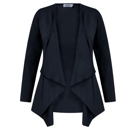 Masai Clothing Itally Cardigan  - Blue