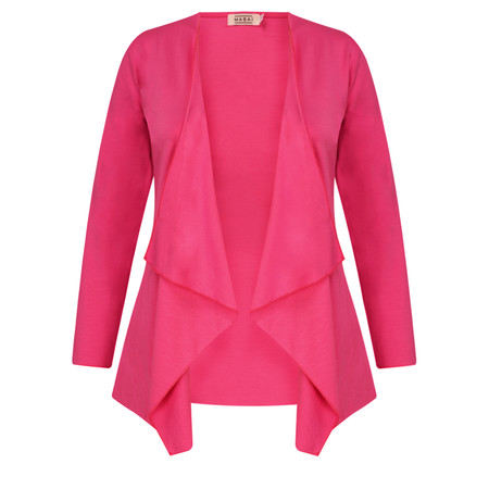 Masai Clothing Itally Cardigan  - Pink