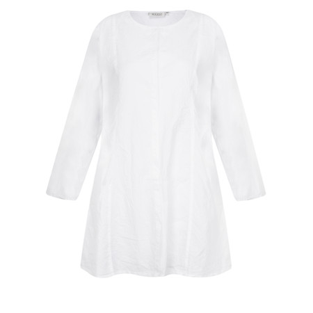 Masai Clothing Inella Blouse - White