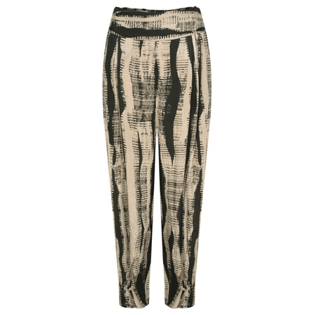Masai Clothing Paisley Trousers - Brown