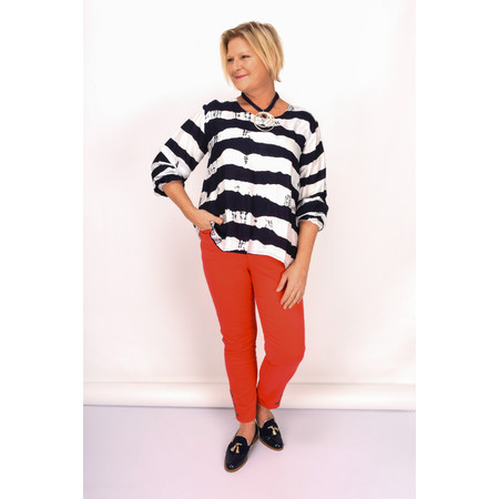 Masai Clothing Petrine Trousers - Red