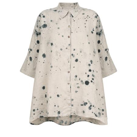 Grizas Urte Ink Spot Shirt - Beige