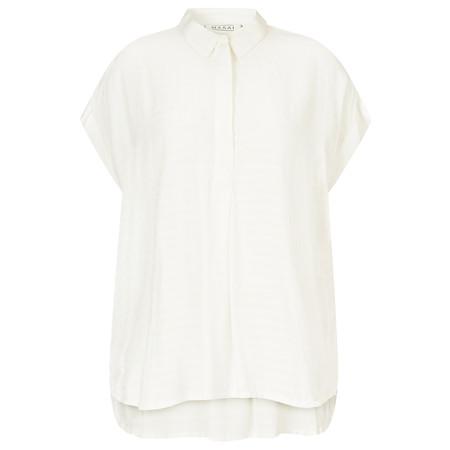 Masai Clothing Delfa Top - White